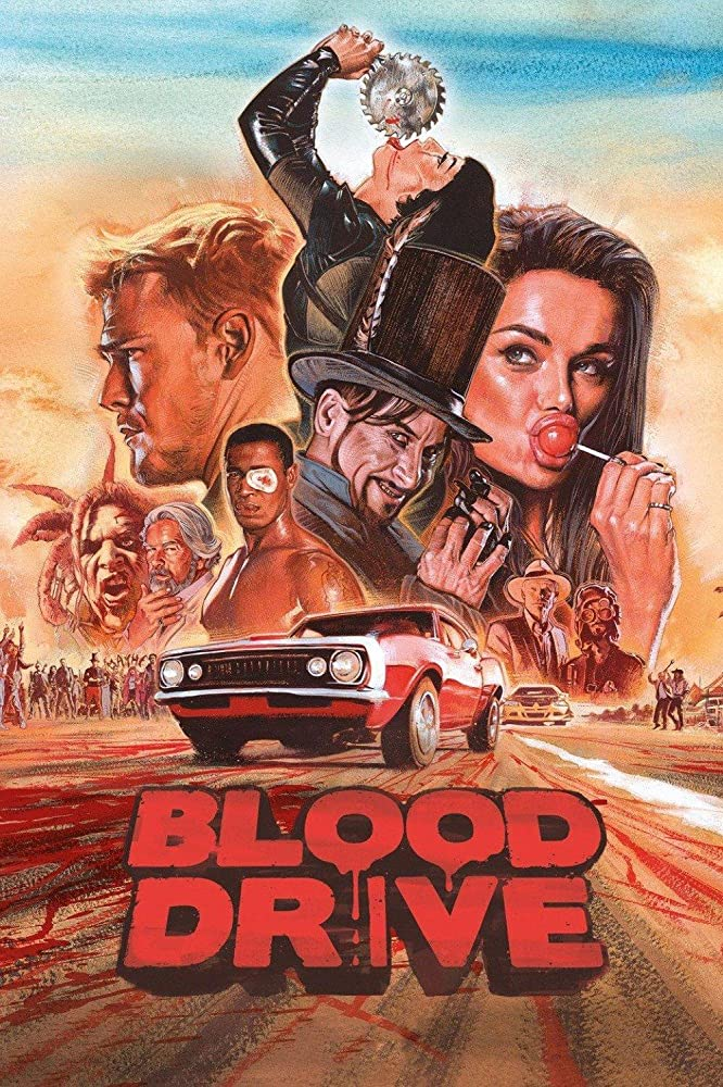 Blood Drive Season 1 – Ongoing