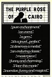 The Purple Rose of Cairo (1985) Poster - Movie Forum, Cast, Reviews