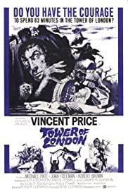 Tower of London(1962) Poster - Movie Forum, Cast, Reviews