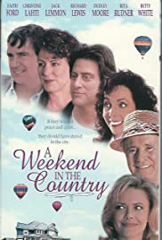 A Weekend in the Country (1996) Poster - Movie Forum, Cast, Reviews