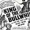 Anne Gwynne, Jack Holt, Lash La Rue, and Al St. John in King of the Bullwhip (1950)
