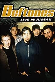 Deftones Live in Hawaii Poster