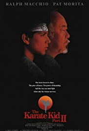 The Karate Kid Part II Poster