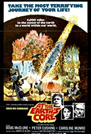 At the Earth's Core (1976) Poster - Movie Forum, Cast, Reviews