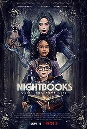 Nightbooks (2021) poster