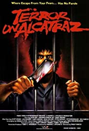 Terror on Alcatraz Poster