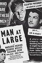 Image of Man at Large
