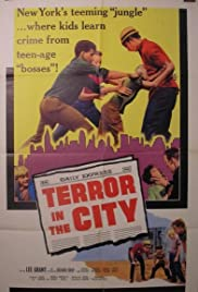 Terror in the City Poster