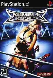 Rumble Roses Poster