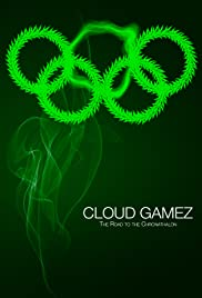 Cloud Gamez: The Road to the Chronathalon Poster