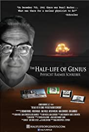 The Half-Life of Genius Physicist Raemer Schreiber Poster