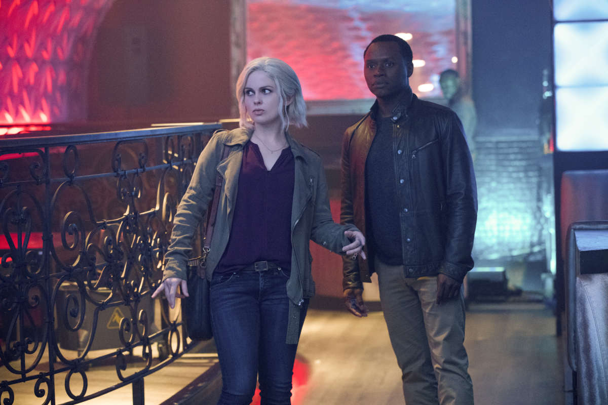 iZombie S03E02 – Zombie Knows Best