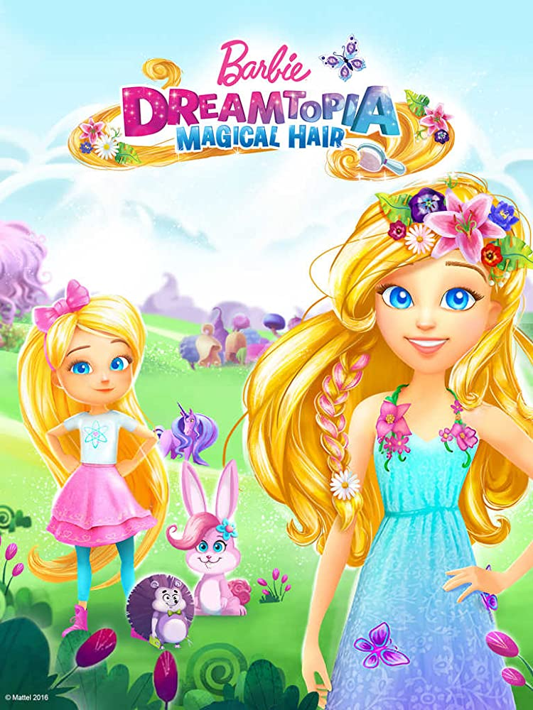 Barbie: Dreamtopia 2016 Dual Audio 720p BluRay x264 700MB