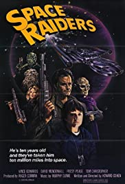 Space Raiders Poster