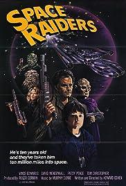 Space Raiders(1983) Poster - Movie Forum, Cast, Reviews