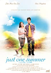Just One Summer (2012) poster
