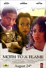 Moth to a Flame Poster