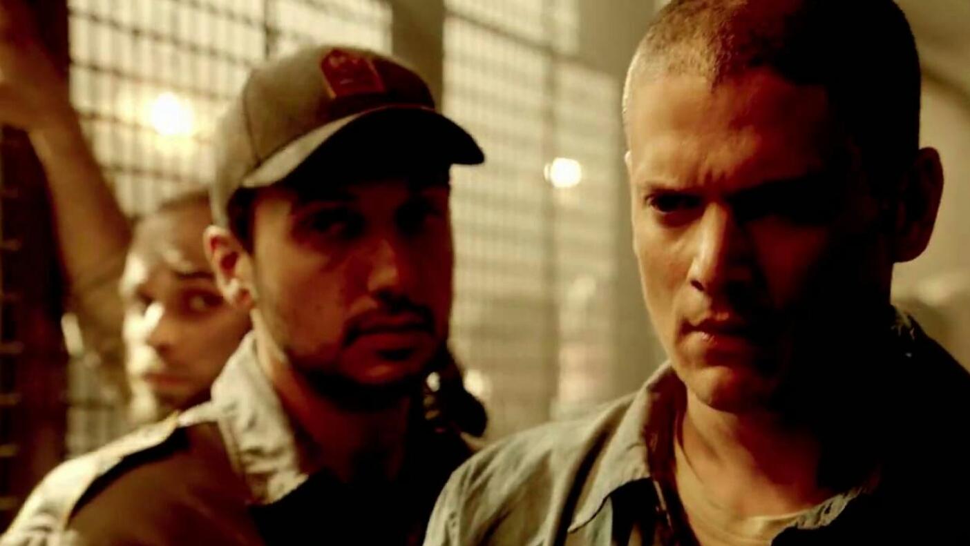 Prison Break S05E02 Kaniel Outis