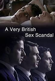 A Very British Sex Scandal Poster