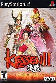 Kessen II Poster