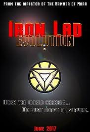 Iron Lad: Evolution Poster
