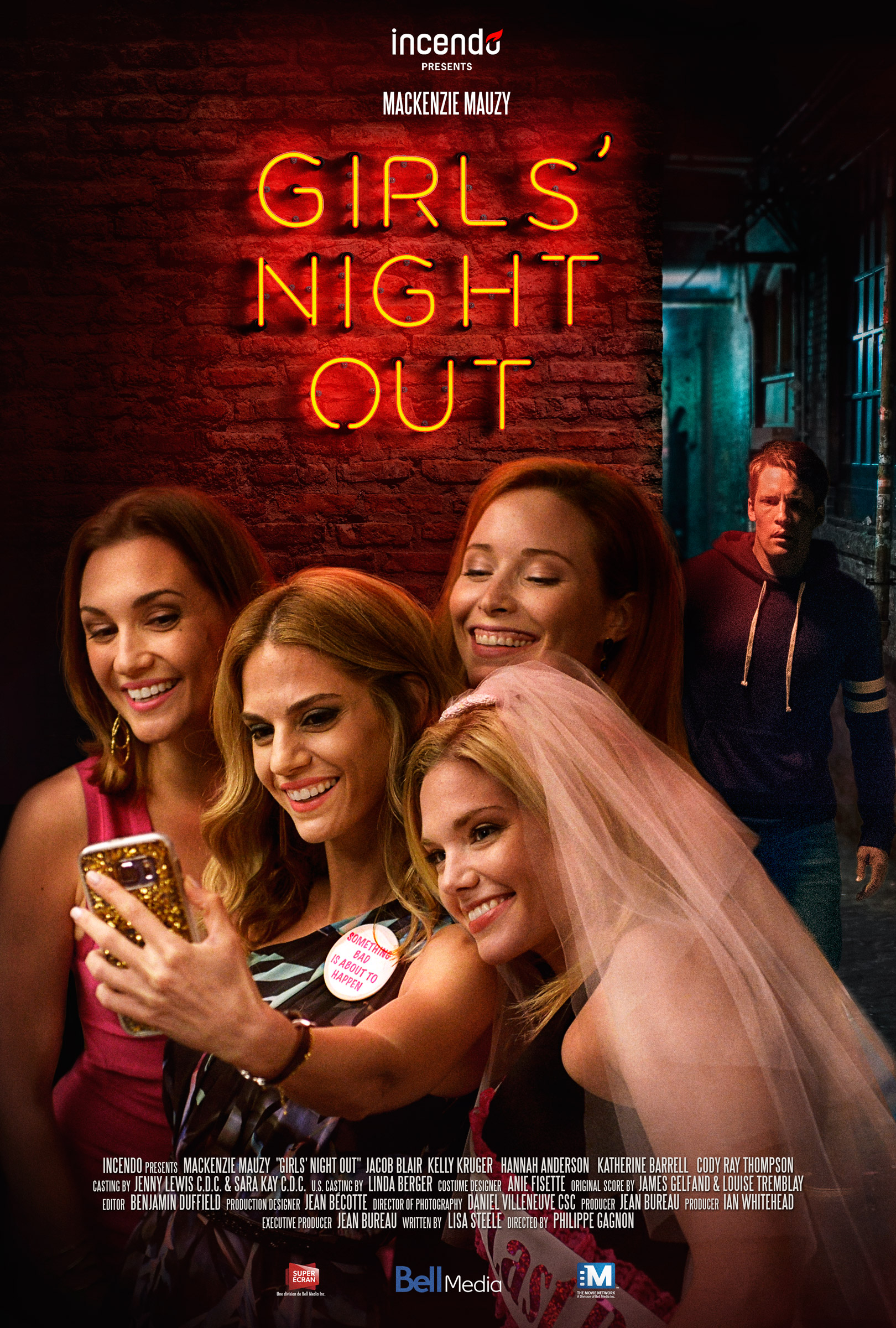 image Girls' Night Out (2017) (TV) Watch Full Movie Free Online