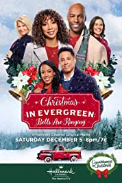 Christmas in Evergreen: Bells Are Ringing (2020) poster