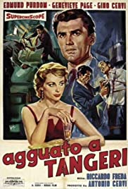Agguato a Tangeri Poster