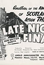 Primary image for Late Night Final