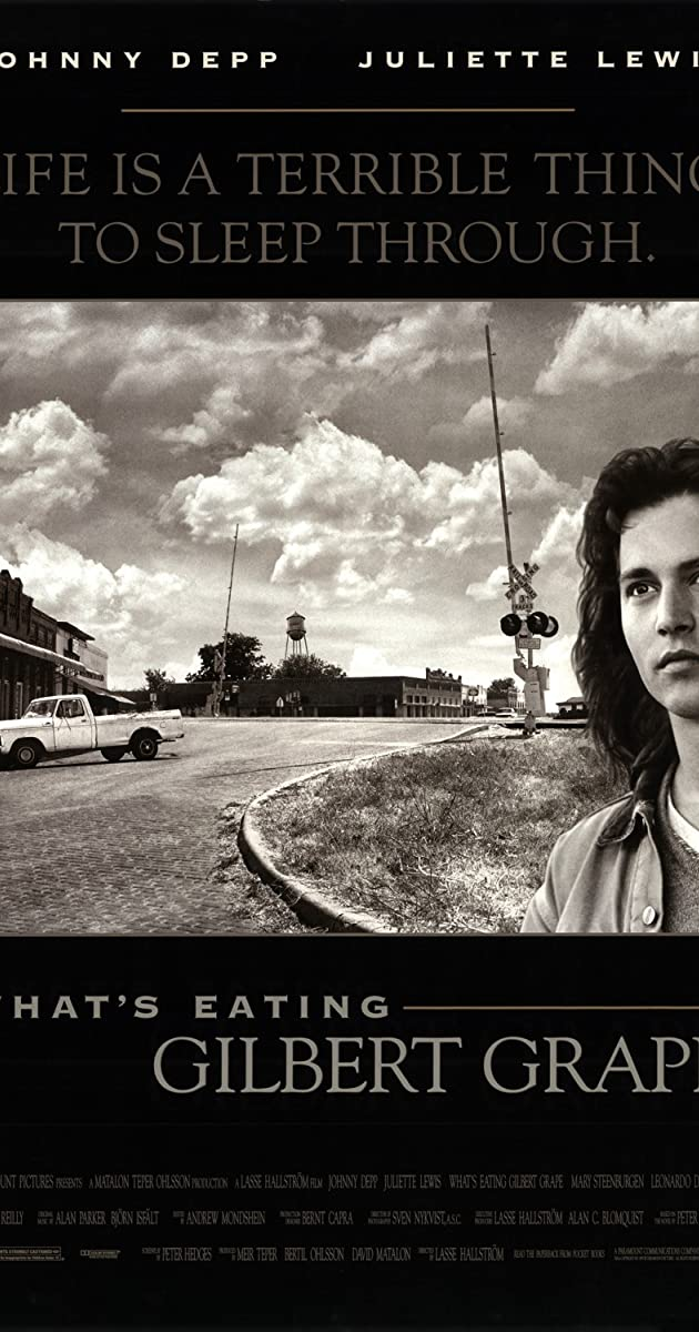 Kas graužia Gilbertą Greipą / Whats Eating Gilbert Grape (1993) Online