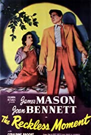 The Reckless Moment(1949) Poster - Movie Forum, Cast, Reviews