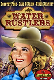 Water Rustlers Poster