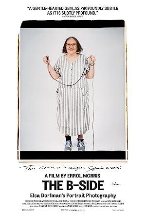 The B-Side: Elsa Dorfman's Portrait Photography (2016) poster