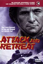 Attack and Retreat Poster