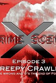 Crime Scene X: Creepy Crawlies Poster