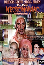 Necromaniac: Schizophreniac 2 (2003) Poster - Movie Forum, Cast, Reviews