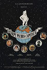 Les sept péchés capitaux Poster