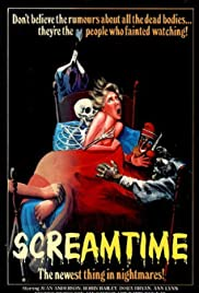 Screamtime (1983) Poster - Movie Forum, Cast, Reviews