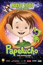 Image of Papelucho y el marciano