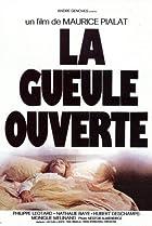 La gueule ouverte (1974) Poster