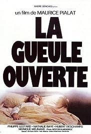 La gueule ouverte(1974) Poster - Movie Forum, Cast, Reviews