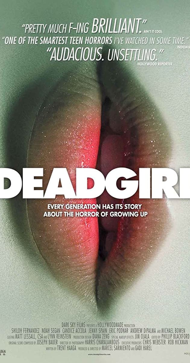 Mirusi mergina / Deadgirl (2008) Online