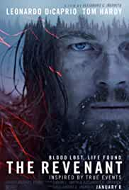 The Revenant poster do filme