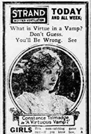 A Virtuous Vamp Poster