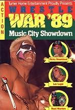 WCW/NWA WrestleWar