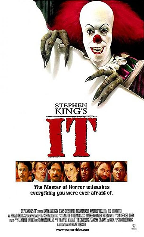 Image result for it 1990 poster