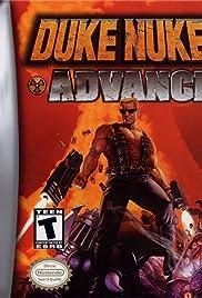 Duke Nukem Advance Poster