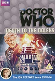 Death to the Daleks: Part Three Poster