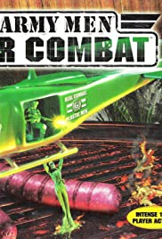 Army Men: Air Attack Poster