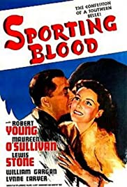 Sporting Blood Poster